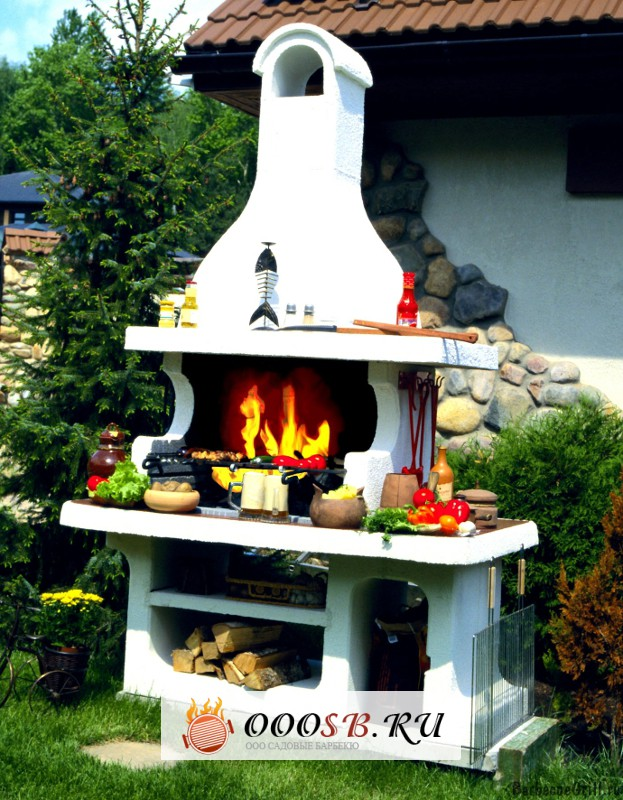 Барбекю для дачи и печи садовые купить 25000 рублей хофф краснодар электрокамины