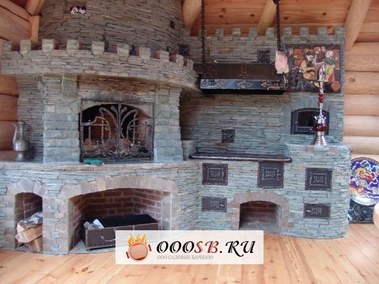 Барбекю для дома — создаем уютное место для отдыха