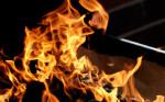 Пламя в очаге