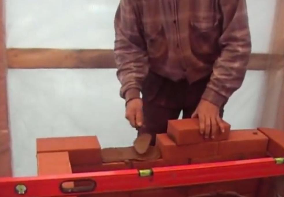 Особенности пошаговой кладки барбекю и схема строительства печи