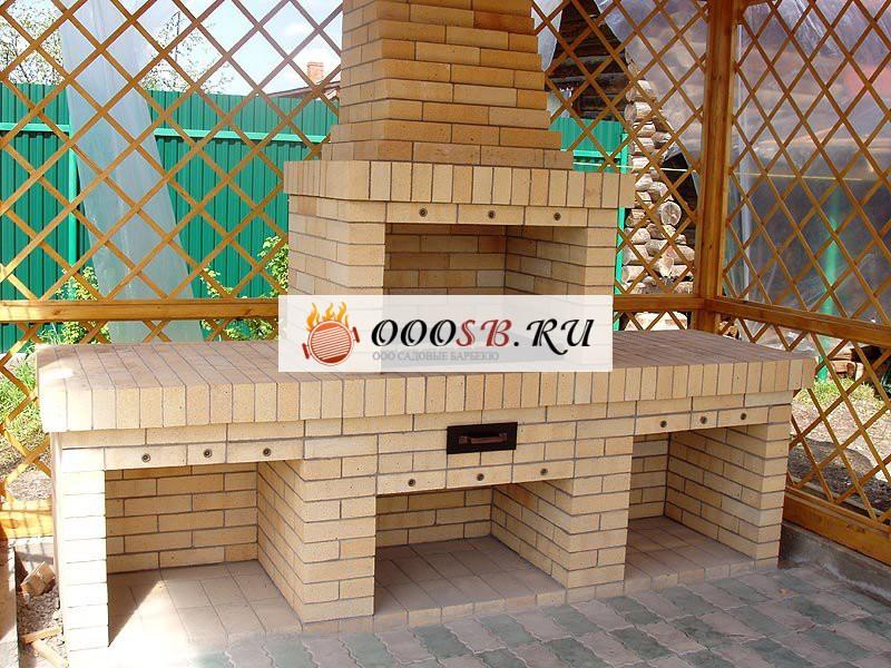 Строительство мангалов из кирпича на заказ: большой или маленький мангал?