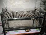 мангал вставка из нержавейки для мангала барбекю