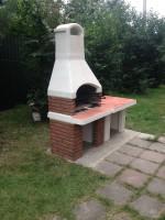купить стационарные барбекю на угле или дровах