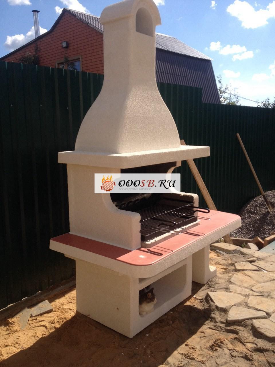 Уличный гриль из кирпича для дачи: фото, какая печь лучше и как 100