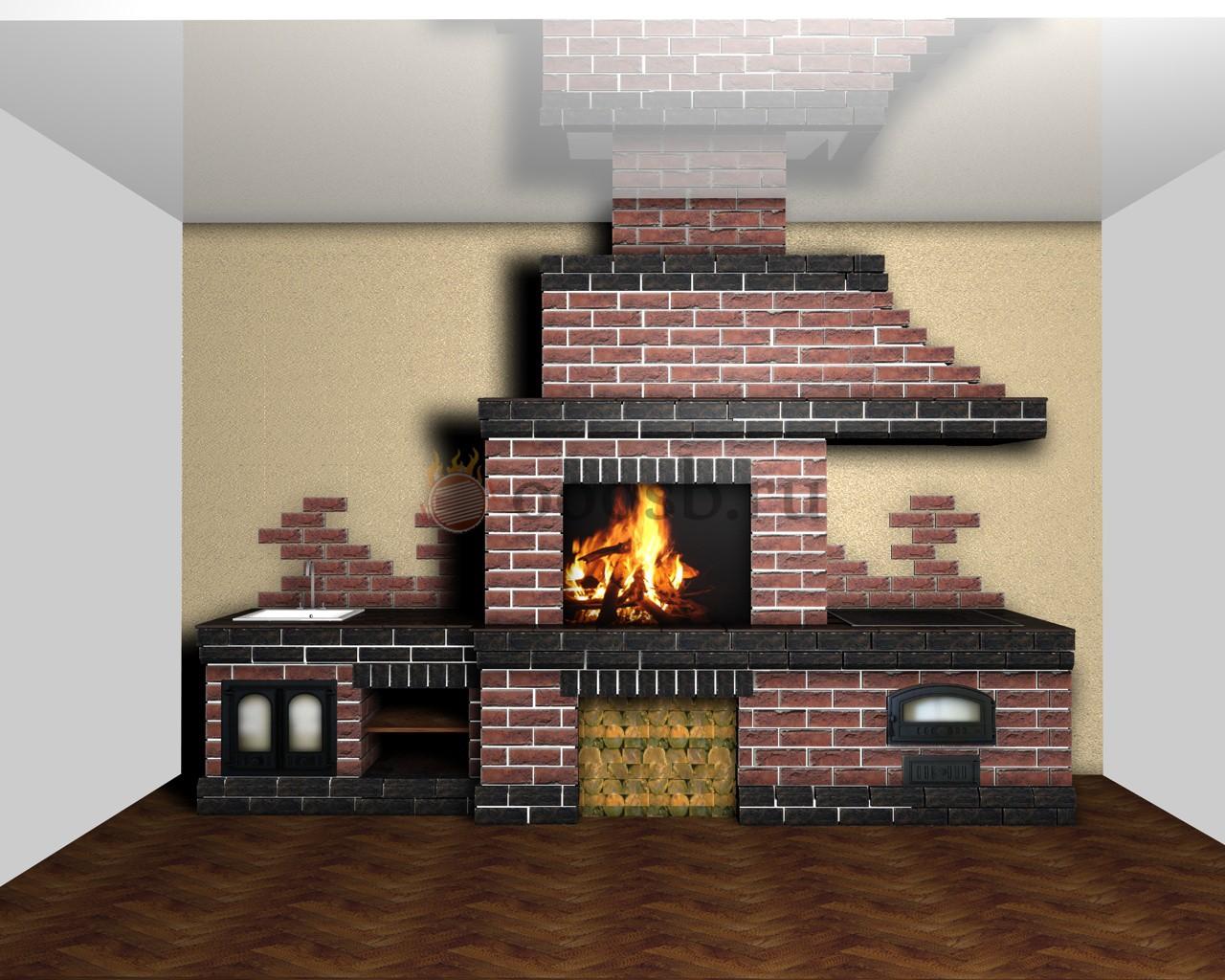 Лучшие барбекю печи для дачи и дома: многофункциональные модели с натуральной отделкой