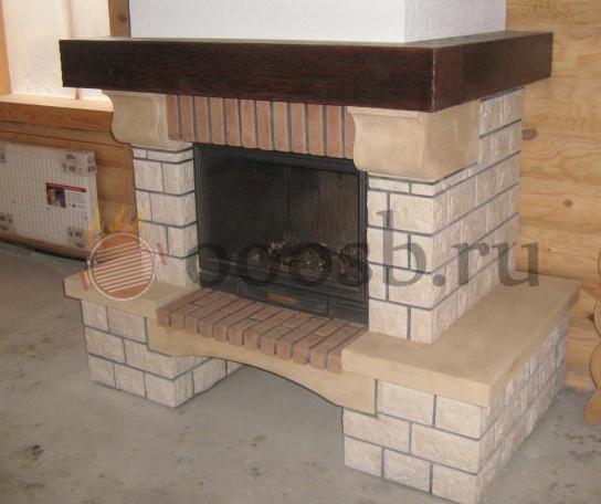 Как выбрать керамическую плитку для каминов и печей?