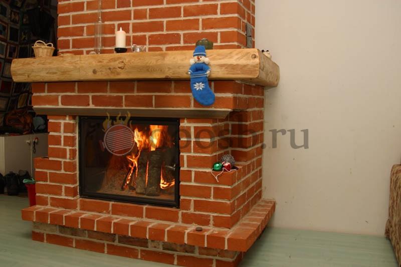 Особенности монтажа каминного дымохода