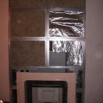 утепление и огнезащита камина в доме