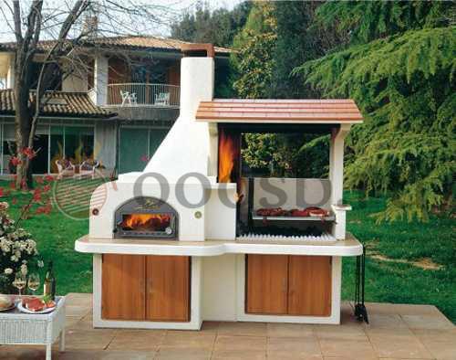 Выбираем красивую, современную барбекю печь по приемлемой цене
