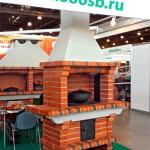 выставка барбекю печей в москве
