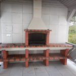 строительство мангалов из кирпича