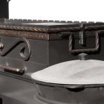мангал и печка под казан