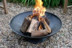 чаша костровая для огня