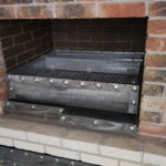 уличная печь для дачи