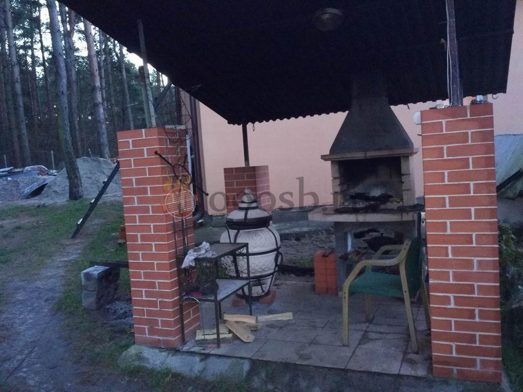 зона отдыха и летняя кухня