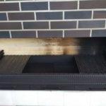мангал стальной для барбекю