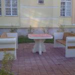 красивая мебель для дачи для сада