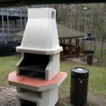 угольная барбекюшница для шашлыка