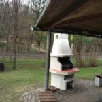 барбекюшница для садового участка