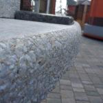Барбекю печь из камня