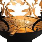 переносной очаг сфера для огня для дачи