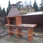 купить уличный камин в Москве