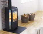 дровяная печь для отопления всего дома
