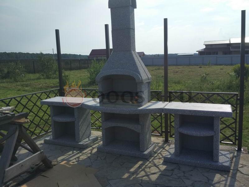 Барбекюшница печь мангал