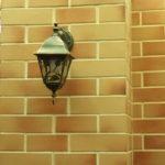 декоративный электрический светильник
