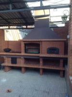 Барбекю-печь