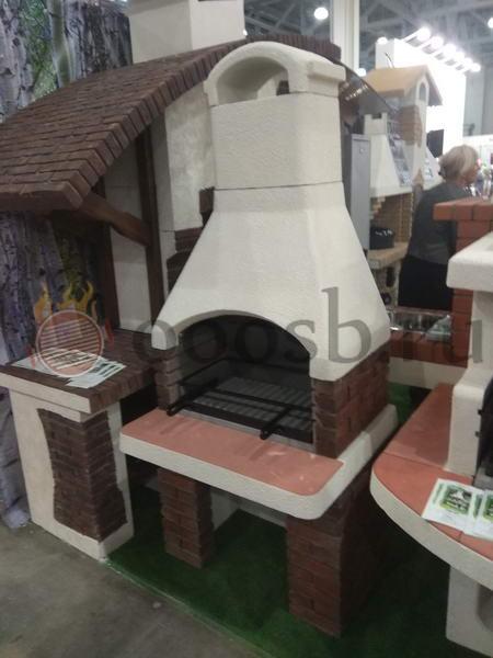 Барбекюшница из бетона забор из бетона купить в белгороде