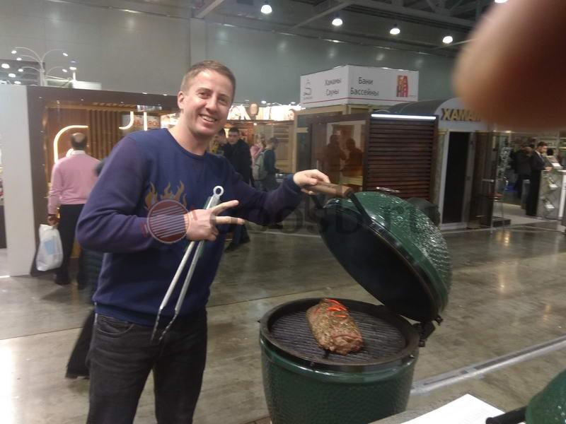 строительство барбекю из кирпича цена