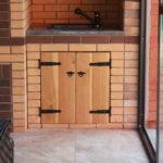 деревянные двенки для барбекю