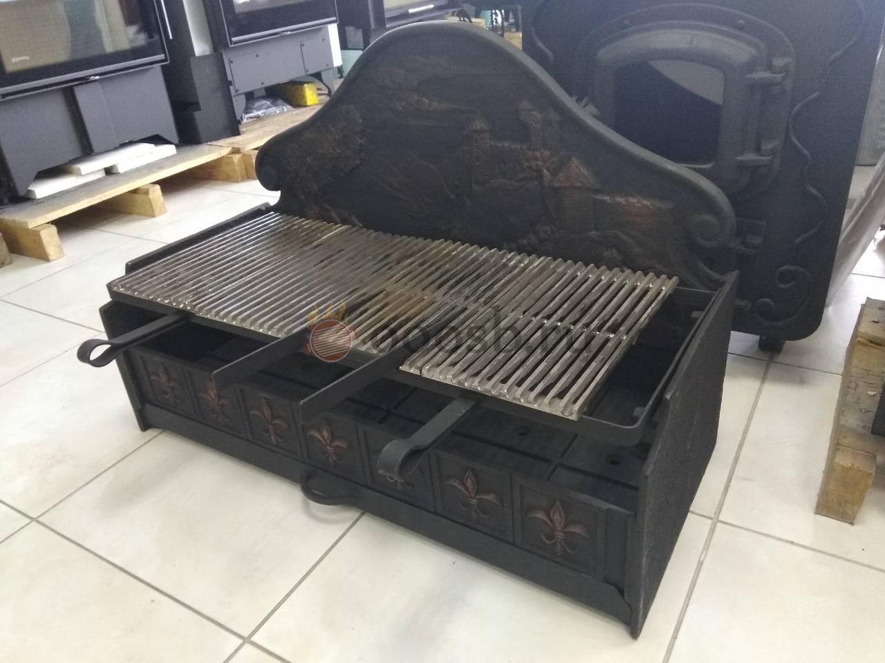 готовые барбекю для дачи купить