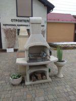 выставка барбекю печей и каминов мангалов