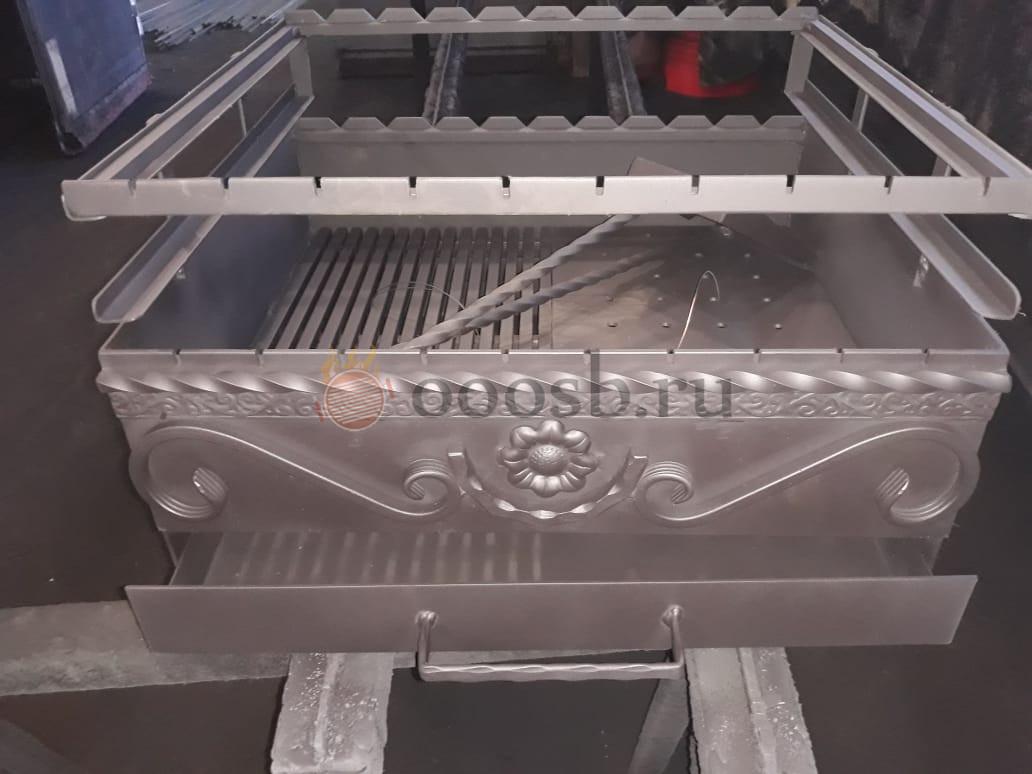 печь мангал в москве купить