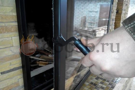 уличная печь мангал коптильня из кирпича